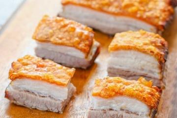 Easy Roast Pork Belly